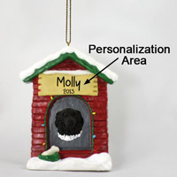 Landseer House Ornament (Personalize-It-Yourself)