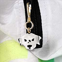 Zipper Charm Dogs