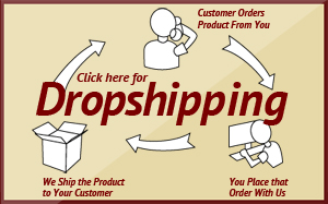 Click here to learn about Drop Shipping with Conversation Concepts