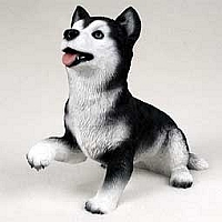 Figurine Puppy Dogs