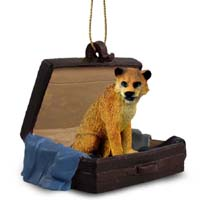 Lioness Traveling Companion Ornament