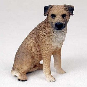 Border Terrier Standard Figurine