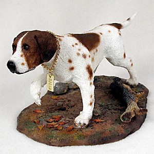 Pointer Brown & White My Dog Special Edition