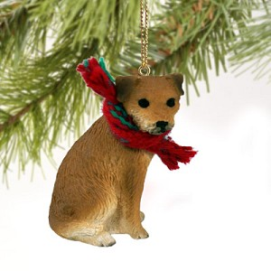 Border Terrier Original Ornament