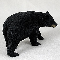Bear Black Standard Figurine