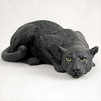 Panther Standard Figurine