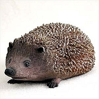 Hedgehog Standard Figurine