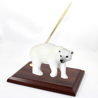Bear Polar Pen Set