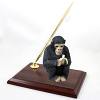 Chimpanzee Pen Set