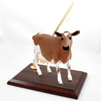 Guernsey Cow Pen Set
