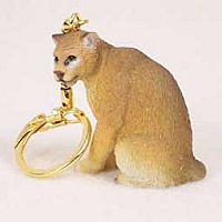 Cougar Key Chain