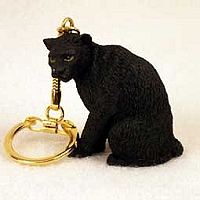Panther Key Chain