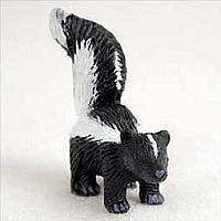 Skunk Tiny One Figurine