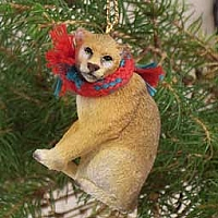 Cougar Original Ornament