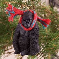 Gorilla Original Ornament