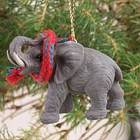 Elephant Original Ornament