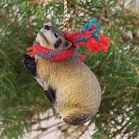 Badger Original Ornament