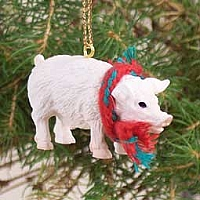 Pig Pink Original Ornament