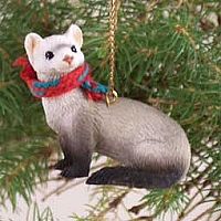 Ferret Original Ornament