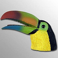 Sulphur Breasted Toucan Magnet
