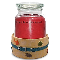 Candle Cradle Cat