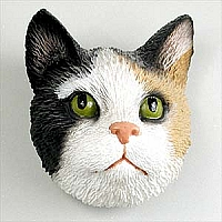 Calico Shorthaired Magnet