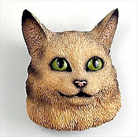 Brown Tabby Maine Coon Cat Magnet