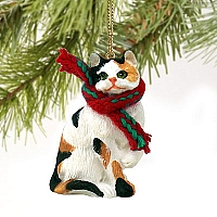 Calico Shorthaired Original Ornament