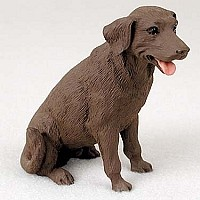 Labrador Retriever Chocolate Standard Figurine