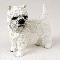 West Highland Terrier Standard Figurine