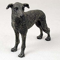 Greyhound Brindle Standard Figurine
