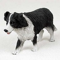 Border Collie Standard Figurine