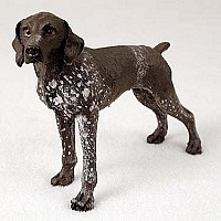 German Short Haired Pointer Standard Figurine