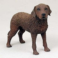 Chesapeake Bay Retriever Standard Figurine