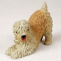 Soft Coated Wheaten Terrier Standard Figurine