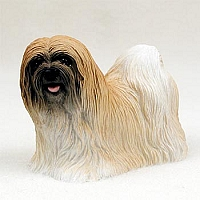 Lhasa Apso Brown