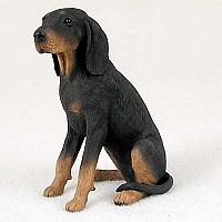 Coonhound Black Tan