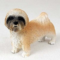 Lhasa Apso Brown Sportcut