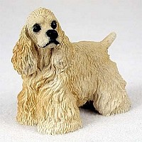 Cocker Spaniel Blonde