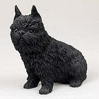 Brussels Griffon Black