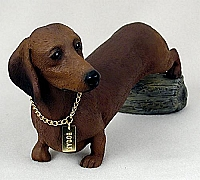 Dachshund Red My Dog Special Edition