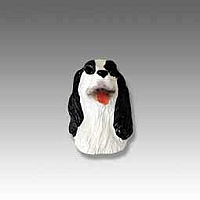 Springer Spaniel Black & White Tiny One