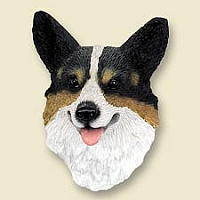 Welsh Corgi Cardigan Doogie Head
