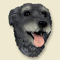 Irish Wolfhound Doogie Head