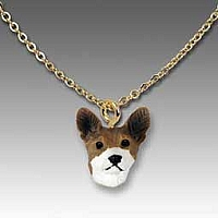 Basenji Tiny One Pendant