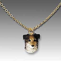 Australian Shepherd Blue Tiny One Pendant