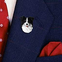 Border Collie Pin