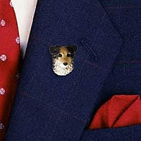 Australian Shepherd Blue Pin