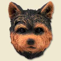 Yorkshire Terrier Puppy Cut Magnet