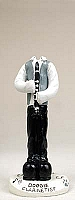 Clarinetist Doogie Body